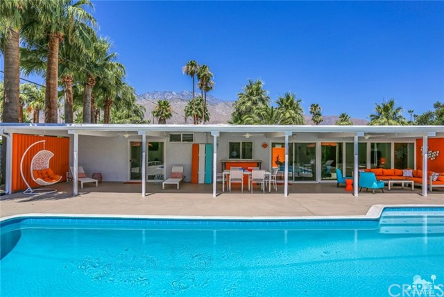 226 Burton Way, Palm Springs, CA 92262