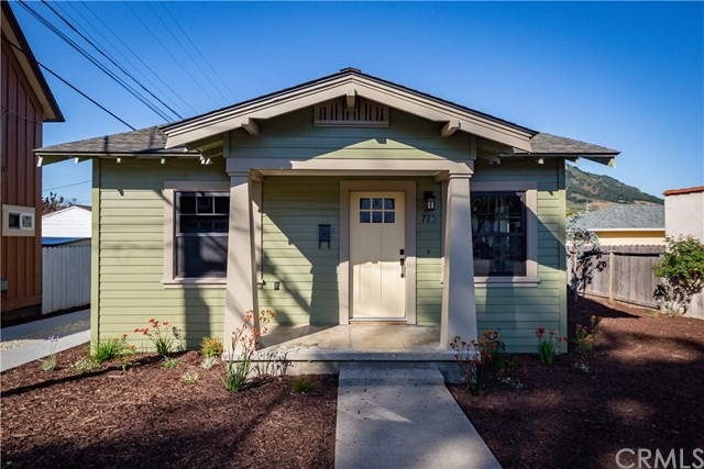 773 Johnson Avenue, San Luis Obispo, CA 93401