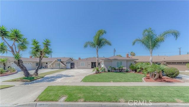 1815 W Saint Anne Place, Santa Ana, CA 92704