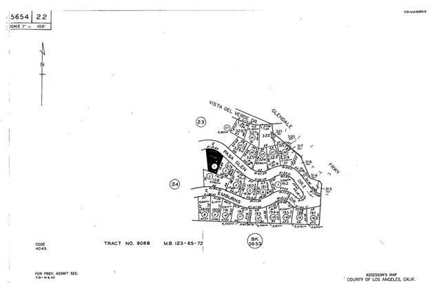0 Pasa Glen Drive, Glendale, CA 91201