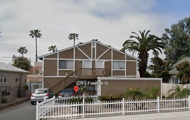 229 S Freeman Street, Oceanside, CA 92054