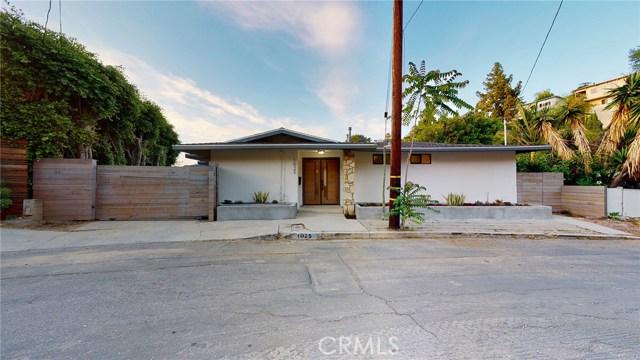 1025 Oban Drive, Los Angeles, CA 90065