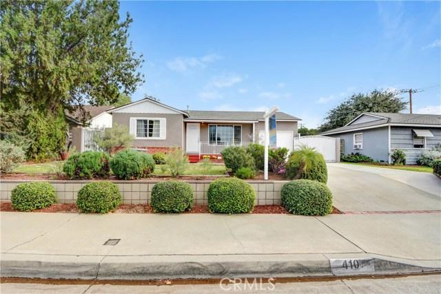 410 N San Dimas Canyon Road, San Dimas, CA 91773