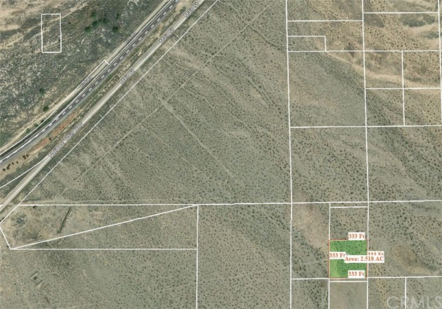 0 SE 1/4 NW 1/4 NW 1/4 NE 1/4 SEC 9 T,, Barstow, CA 92310