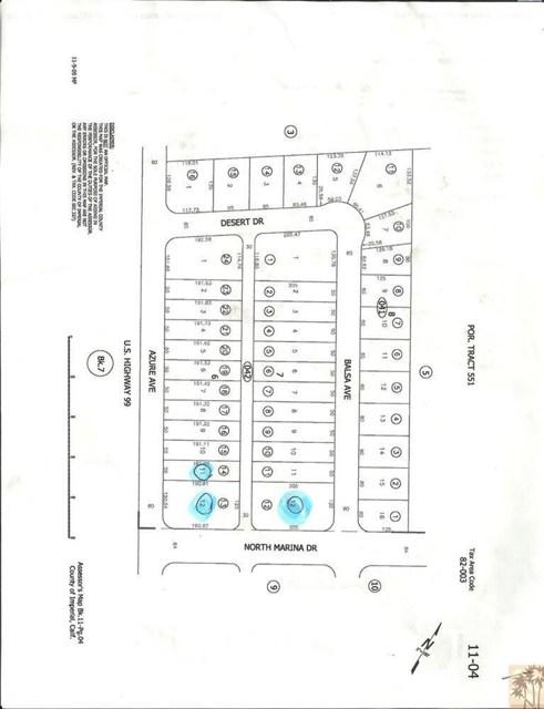 2422 Azure (M-1), Salton City, CA 92275