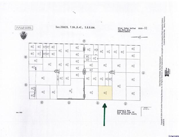 0 0530-022-44, Newberry Springs, CA 92365