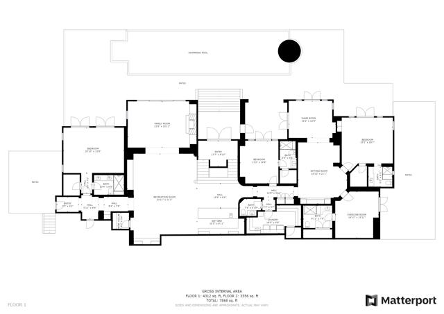 59 Paseo Del La Luz, Rancho Palos Verdes, California 90275, 5 Bedrooms Bedrooms, ,5 BathroomsBathrooms,For Sale,Paseo Del La Luz,SB21026681