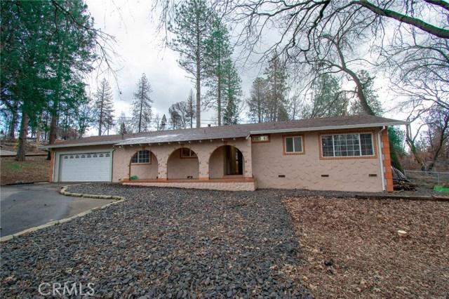 5939 Crestmoor Drive, Paradise, CA 95969