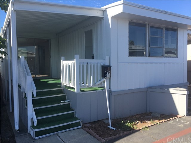 24200 Walnut Street, Torrance, California 90501, 1 Bedroom Bedrooms, ,1 BathroomBathrooms,Manufactured In Park,For Sale,Walnut,CV19262056