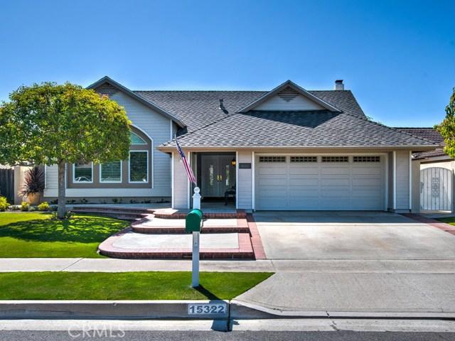 15322 TOURAINE WAY, Irvine, CA 92604