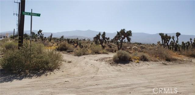 0 Yucca Terrace Drive, Phelan, CA 92329