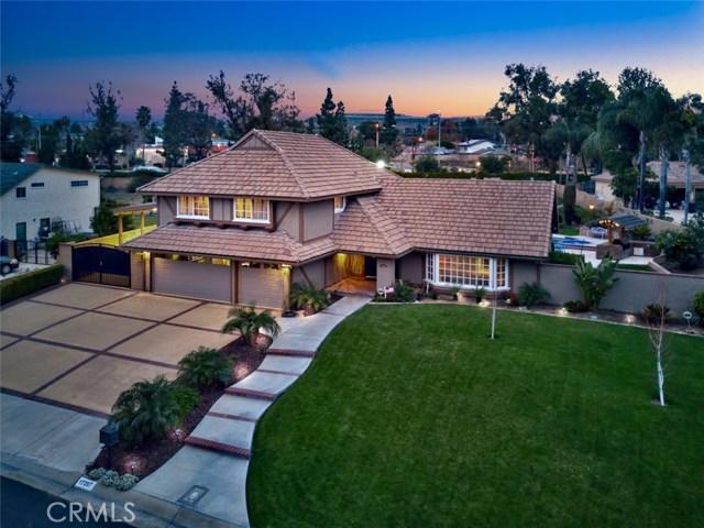 17397 ASPENGLOW Lane, Yorba Linda, CA 92886