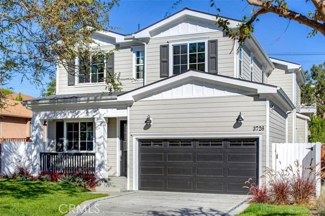 3726 Colonial Avenue, Los Angeles, CA 90066
