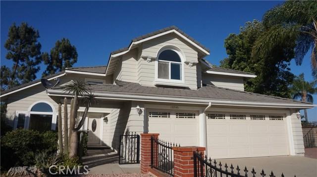 13745 Moonshadow Place, Chino Hills, CA 91709