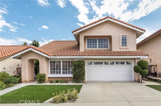 26 Osoberry Street, Rancho Santa Margarita, CA 92688