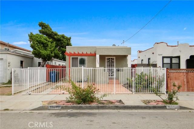 11640 Cedar Avenue, Hawthorne, CA 90250