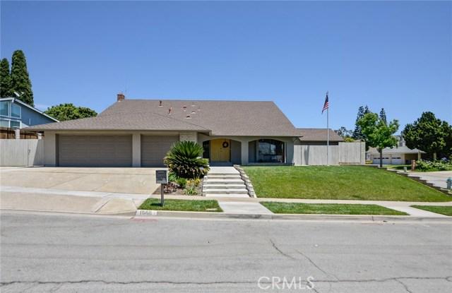 1566 Wardman Drive, Brea, CA 92821