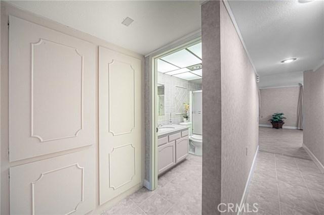 Look at this huge linen closet in the hallway.