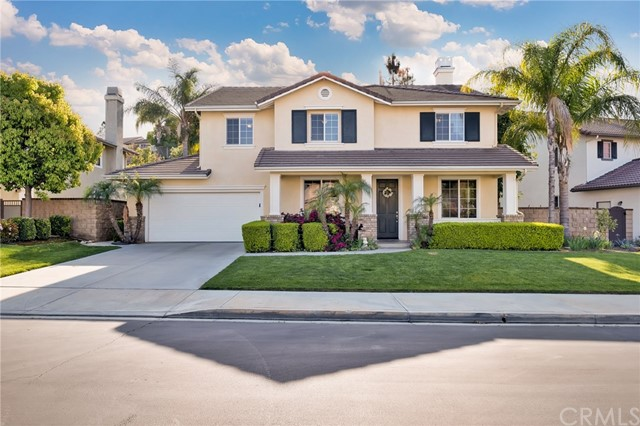 16672 Carob Avenue, Chino Hills, CA 91709