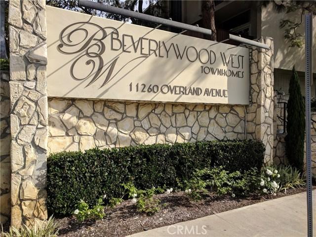 11260 Overland Avenue 18C, Culver City, CA 90230