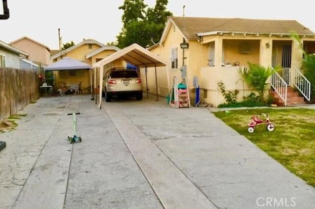 1722 E 64th Street, Los Angeles, CA 90001