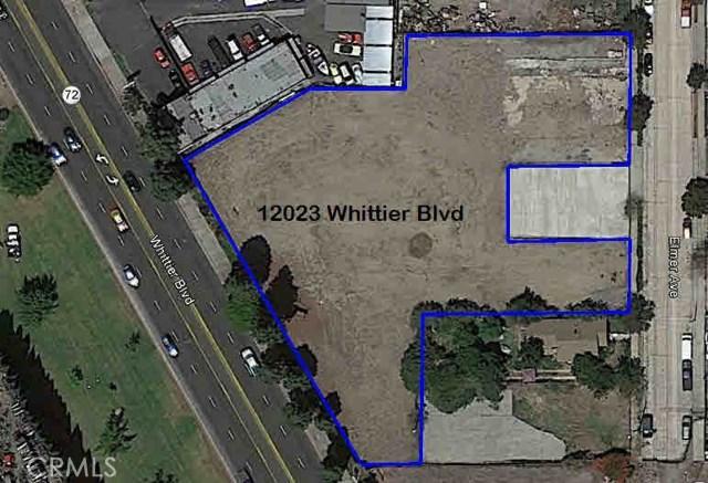 12023 Whittier Boulevard, Whittier, CA 90602