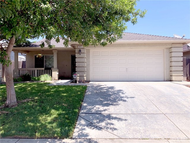 445 Tucolay Court, Merced, CA 95341