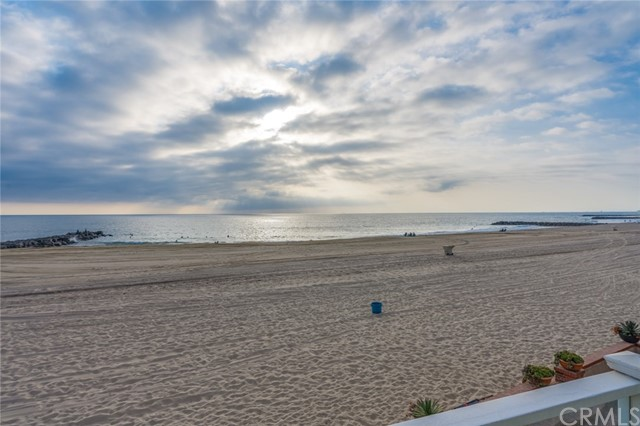 "Welcome to 4407 Seashore Drive, arguably the best location in West Newport. Taken down to the studs in 2007, this incredible beachside duplex is located on the sand and has been in the same family for two generations, it has never been listed before. The meticulously maintained downstairs unit features 3 bedrooms and 2.5 bathrooms. The living space opens to the sandy enclosed ""yard"" just steps to the waves and is beautifully upgraded throughout; the perfect venue for entertaining. The upstairs 3 bed, 2.5 bath unit, offers unobstructed whitewater views from the living room and kitchen and has an oversized bonus room. Catalina island and Coastline views can be enjoyed from many angles of this fabulous duplex. Completing this beach retreat the property offers a 2 car garage and allows easy access to PCH, is centrally located to all of West Newport's activities, restaurants, the pier, and many local attractions. This is a perfect owner user opportunity or a great high end rental."