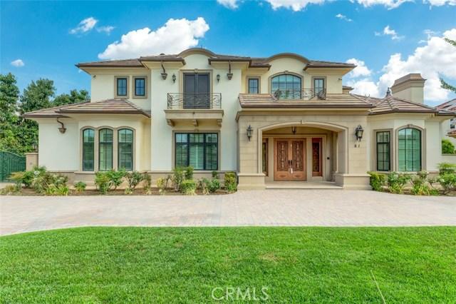 61 W Las Flores Avenue, Arcadia, CA 91007