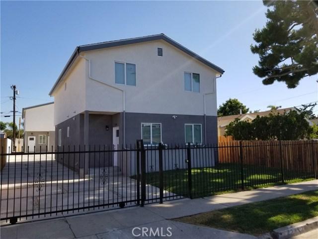 718 W 85th Street, Los Angeles, CA 90044