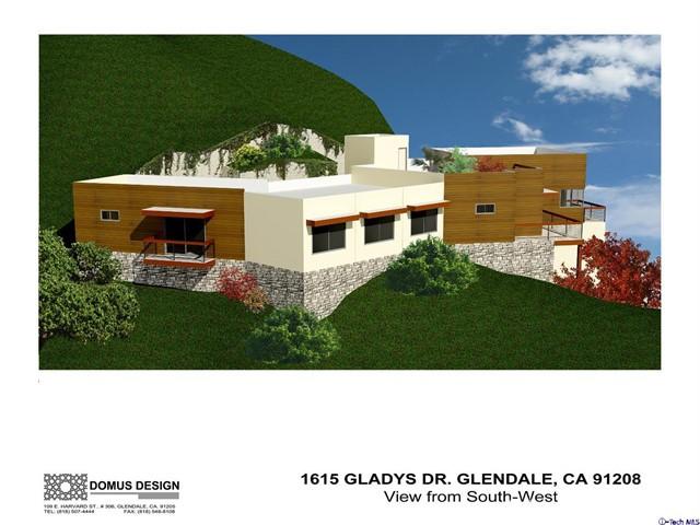 1615 Gladys Drive, Glendale, CA 91206