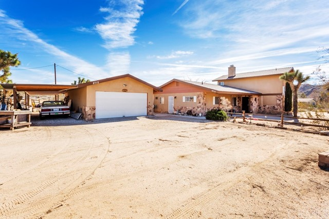 8715 Desert Shadow Road, Joshua Tree, CA 92252
