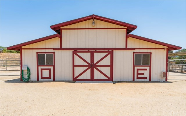Your new BARN!