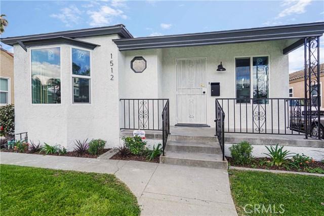 1512 E Poinsettia Street, Long Beach, CA 90805