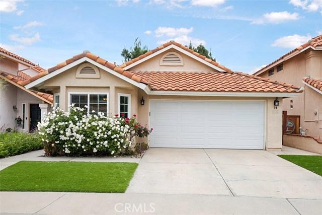 14 Las Piedras, Rancho Santa Margarita, CA 92688