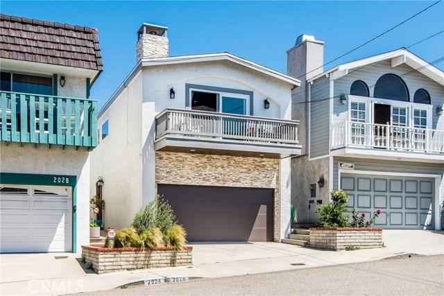 2026 Hillcrest Drive, Hermosa Beach, CA 90254