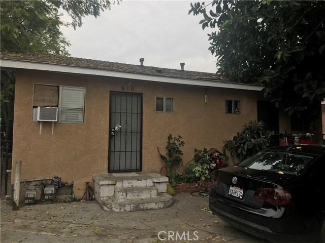 940 S Mcbride Avenue, Los Angeles, CA 90022