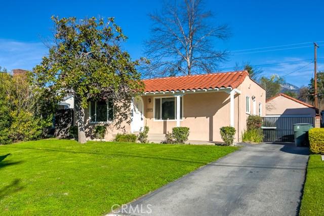 3017 Oneida Street, Pasadena, CA 91107