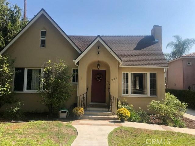 928 E Santa Anita Avenue, Burbank, CA 91501