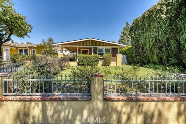 1619 Whitefield Road, Pasadena, CA 91104