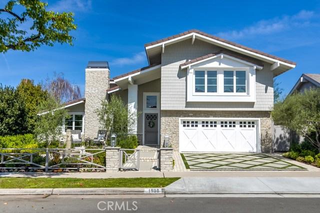 1930 Port Weybridge Place   Harbor View Homes (HVHM)   Newport Beach CA
