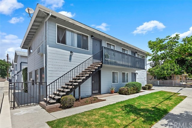 Located in next to Uptown Whittier, this clean 13-Unit asset (12 legal + 1 non-conforming), sits upon a large 16,468 sq. ft. lot, and boasts ample garage parking (21), balconies and patios. Nine of the units were built in 1990, while the remaining four units were built in 1964. Also desirable is the unit mix that consists of: (6) 2 Bed / 2 Bath with 2-Car Garages, (2) 2 Bed / 1.5 Bath with 2-Car Garages, (4) 1 Bed / 1 Bath with 1-Car Garage, and (1) Non-Conforming Studio with 1-Car Garage. This will not last! Please drive by only, and do not disturb the tenants.