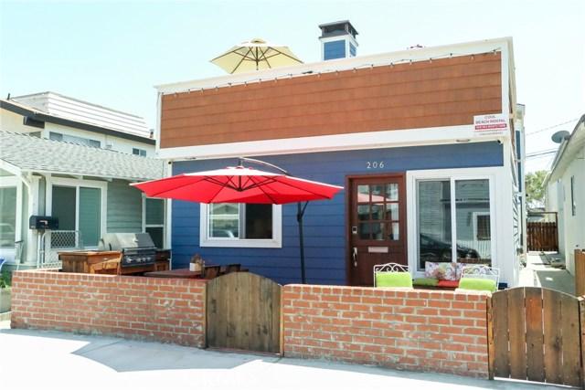 206 29th Street, Newport Beach, CA 92663