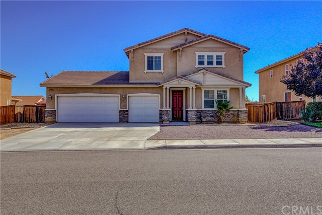 15589 Bow String Street, Victorville, CA 92394