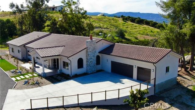 38125 Camino Sierra Road, Temecula, CA 92592