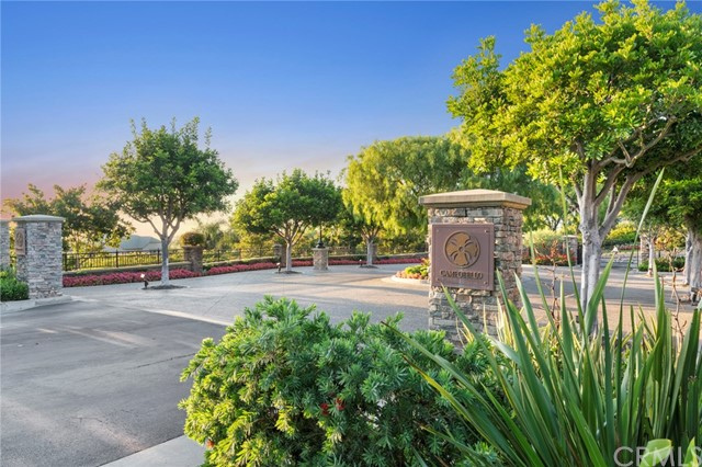 Campobello is a gated community with a gracious, tree-lined entry driveway :)