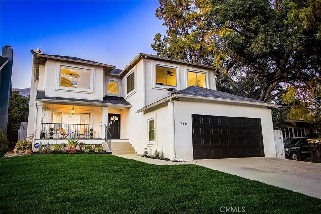 Photo of 719 E Palm Street, Altadena, CA 91001