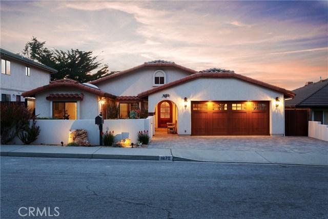 1670 Cordova Drive, San Luis Obispo, CA 93405