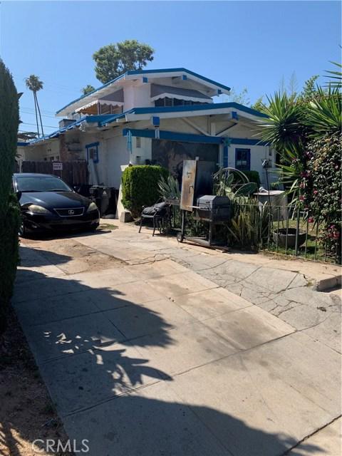 2209 West Boulevard, Los Angeles, CA 90016