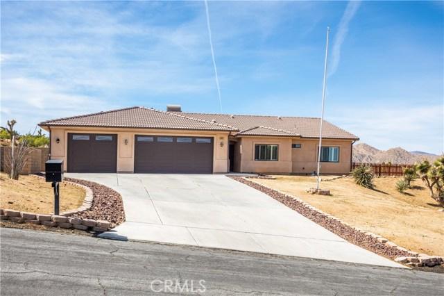 55531 El Dorado Drive, Yucca Valley, CA 92284